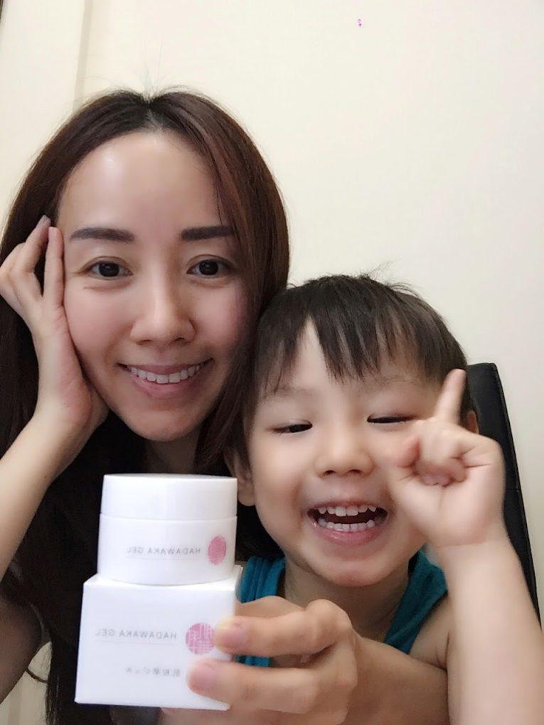 media drop beauty review hadawaka gel from ampleur ms elaine