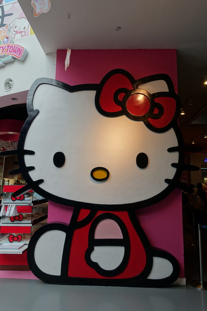 Review Of Sanrio Hello Kitty Town And Thomas Town In Puteri Habour Jb