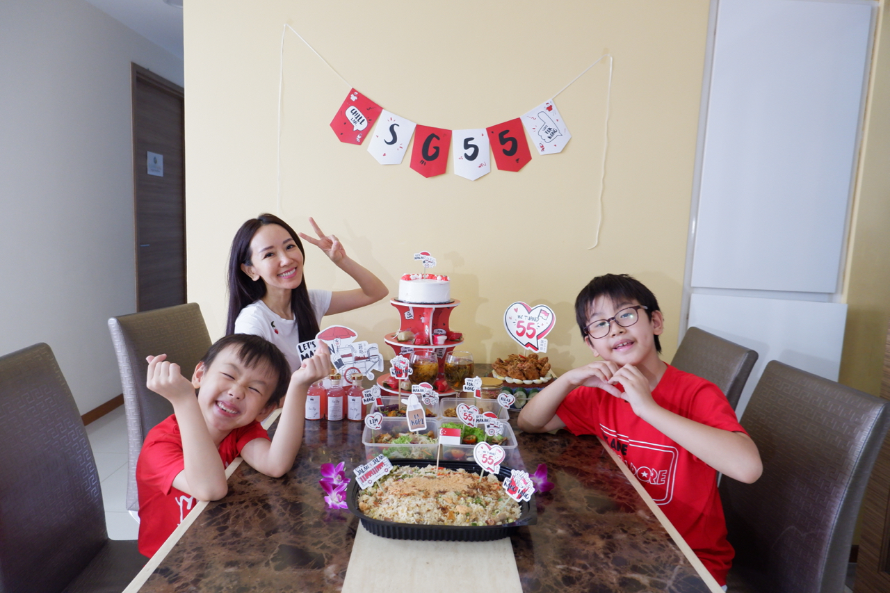 PartyDiva.Co Curates F&B Offerings to Enjoy At Home for NDP 2020