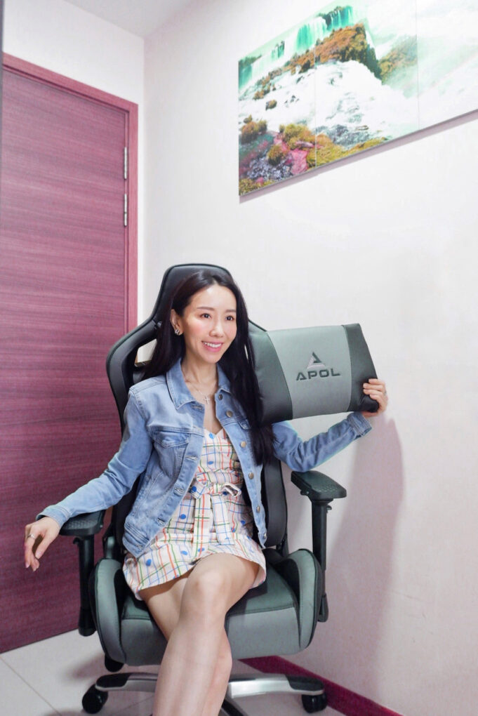 Review of APOL Chair